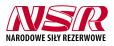 logo narodowych sił rezerwowych