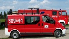 wóz bojowy OSP